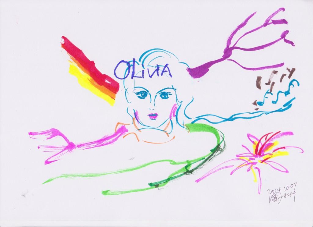 オリビア 001